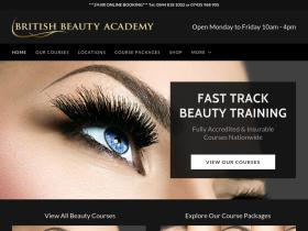britishbeautyacademy.co.uk