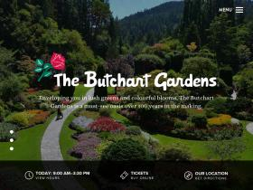 Butchartgardens Promo Codes