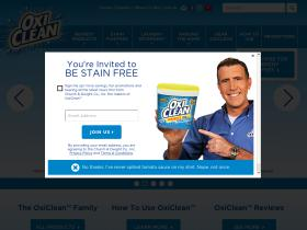 Oxiclean Promo Codes